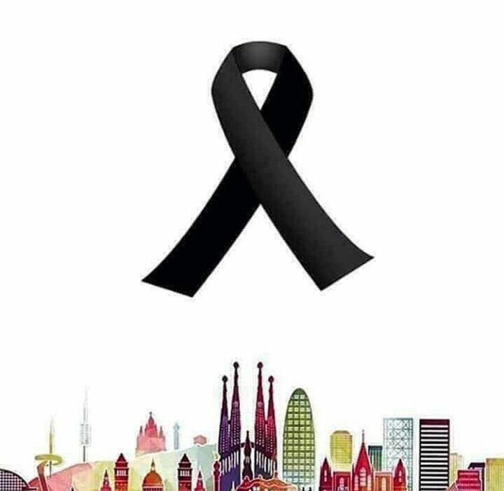 Pray for Barcelona